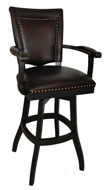 Swivel Stainless Steel Barstool 369 00 400special Stool Jpg 401 With Arms