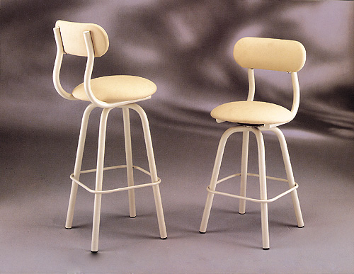 Swivel Bar Stool Without Arms