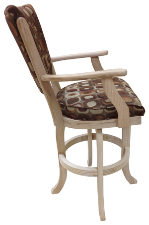 Swivel Counter Stool image 2