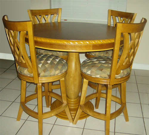 Counter Height Table Tango Stools