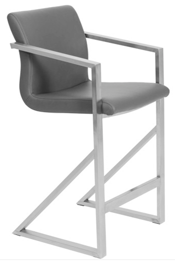 Kurv Bar Stool Swivel Counter Height $265.00